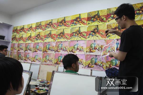 上海画室_上海美术联考
