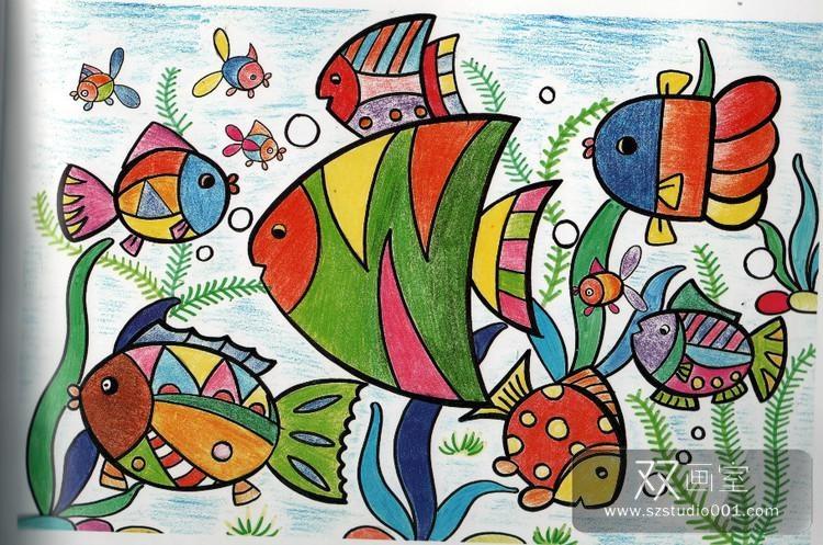 色彩的冷暖是借用了器官感觉的词语,是绘画中的情感结合实际生活中的